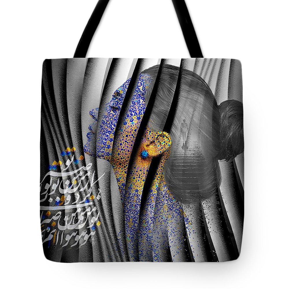 Load image into Gallery viewer, Parting - Tote Bag