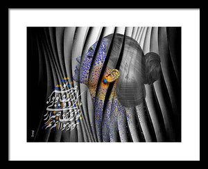 Load image into Gallery viewer, Parting - Framed Print