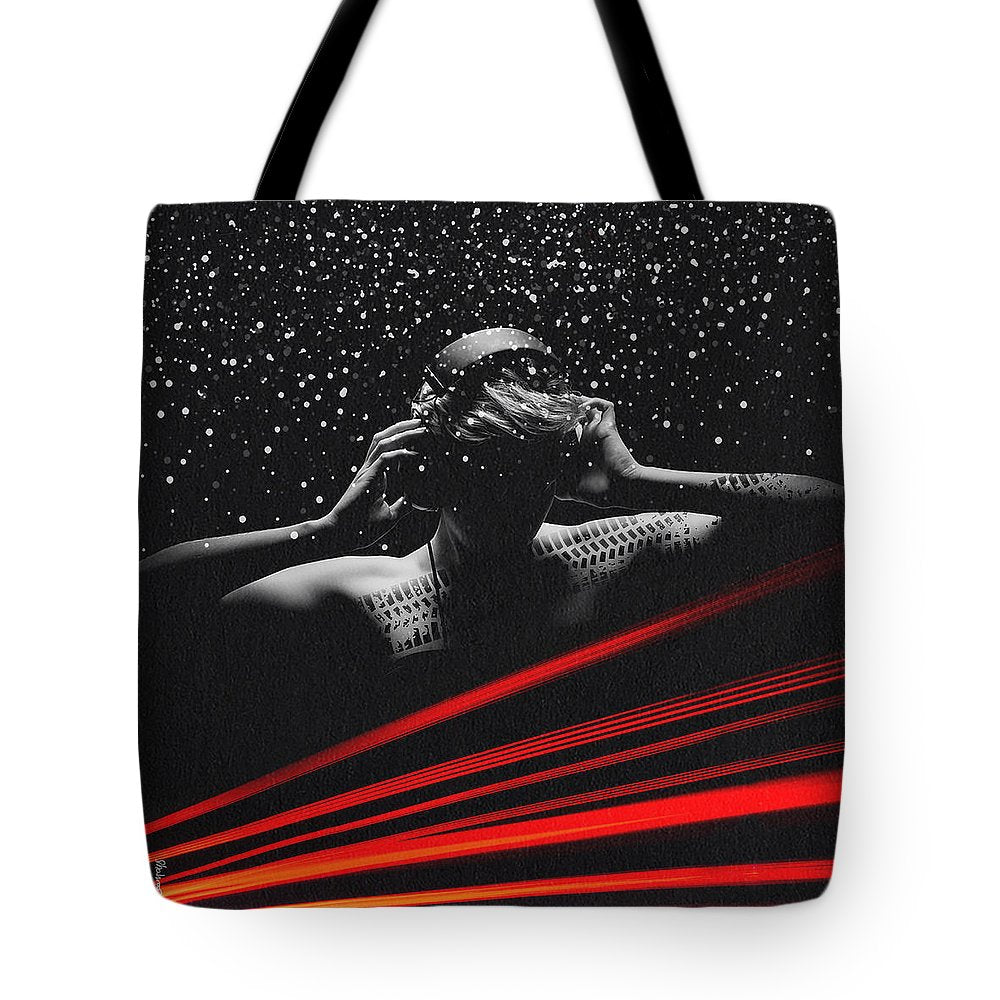 Snow - Tote Bag
