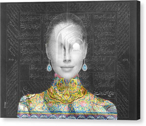 Load image into Gallery viewer, Zamaneh - Canvas Print