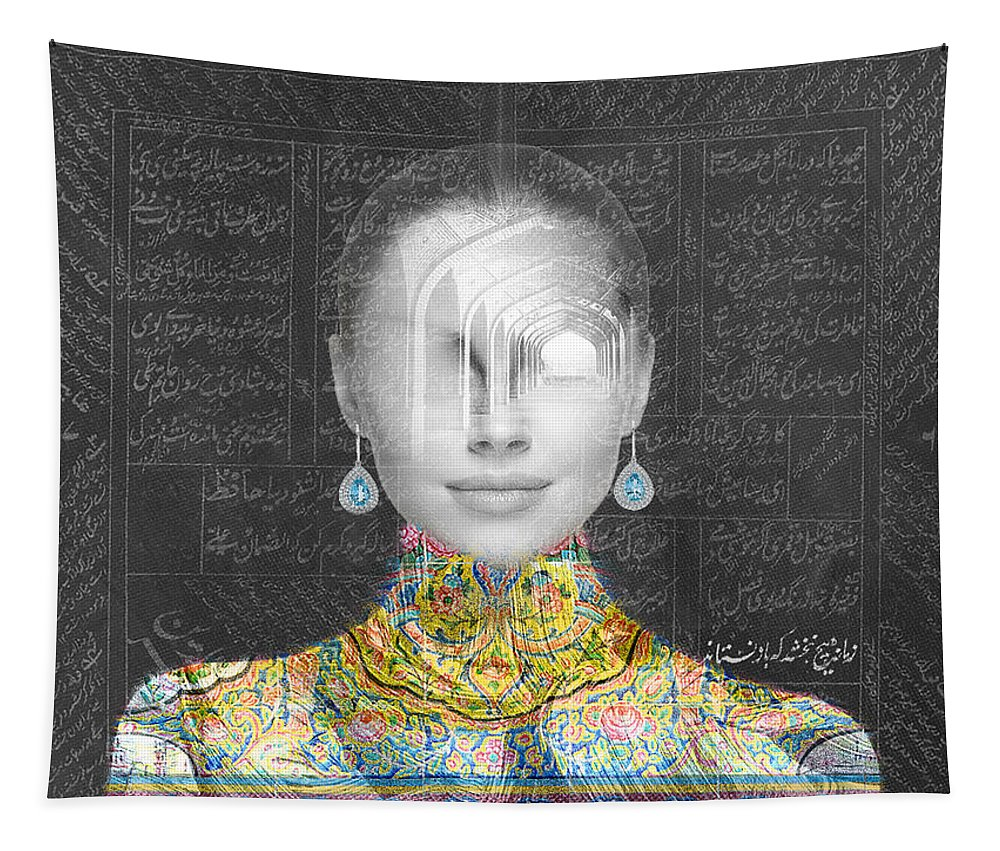 Load image into Gallery viewer, Zamaneh - Tapestry