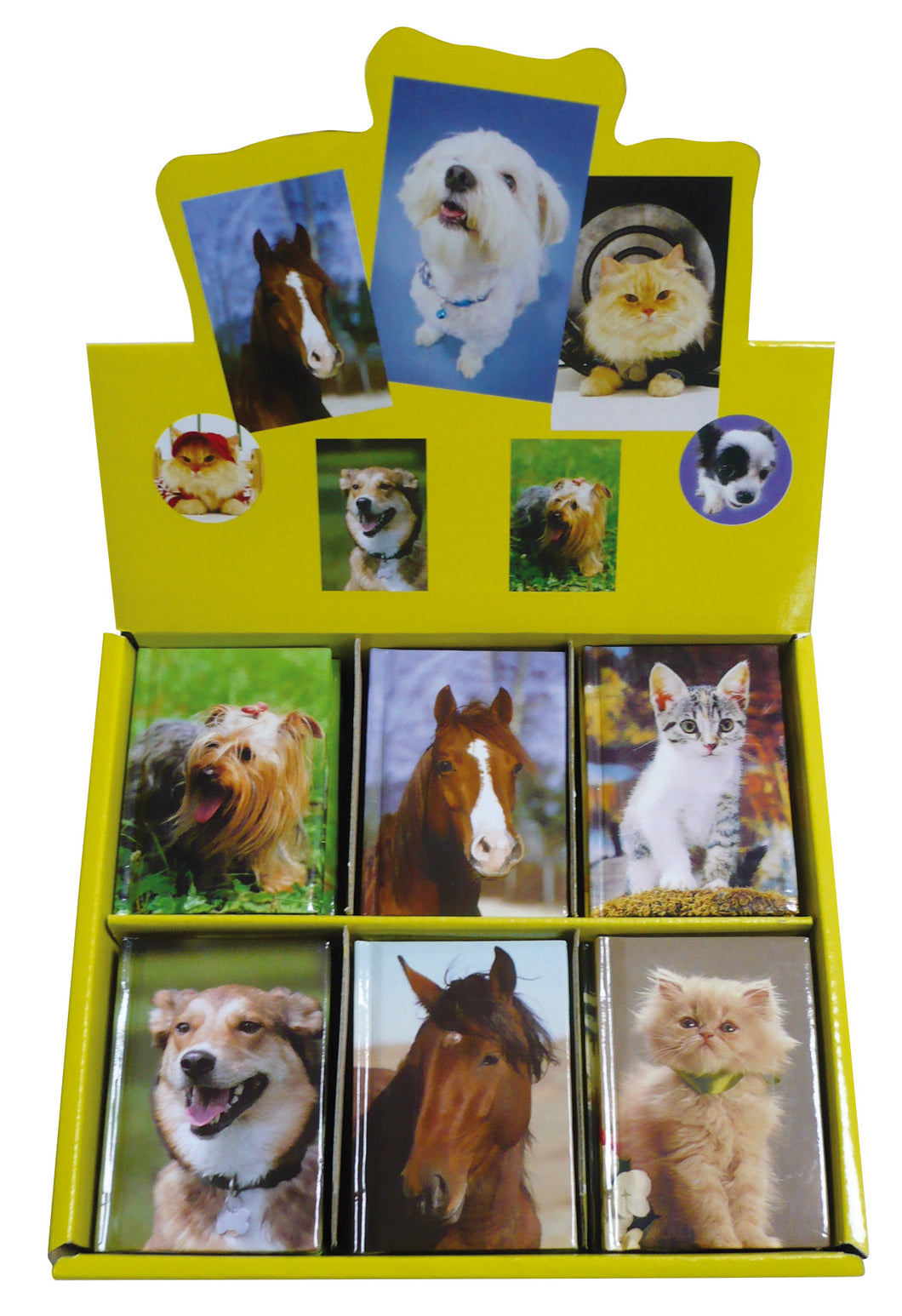 Dog/Cat/Horse Mini Notebook