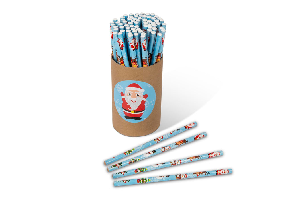 Christmas Dipped Pencil