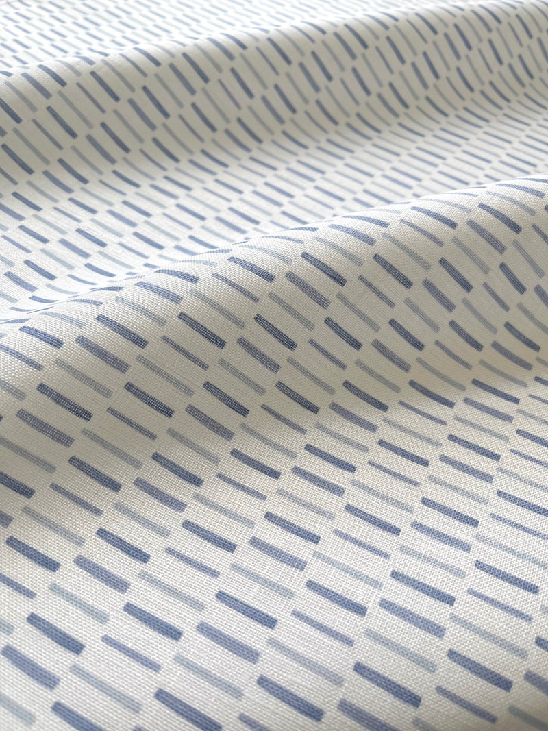 Sweetgrass Pillow in Sapphire