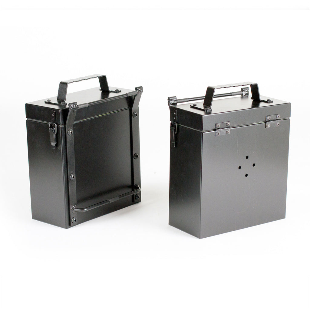 Flat Black Baraholka Box Standard Kit