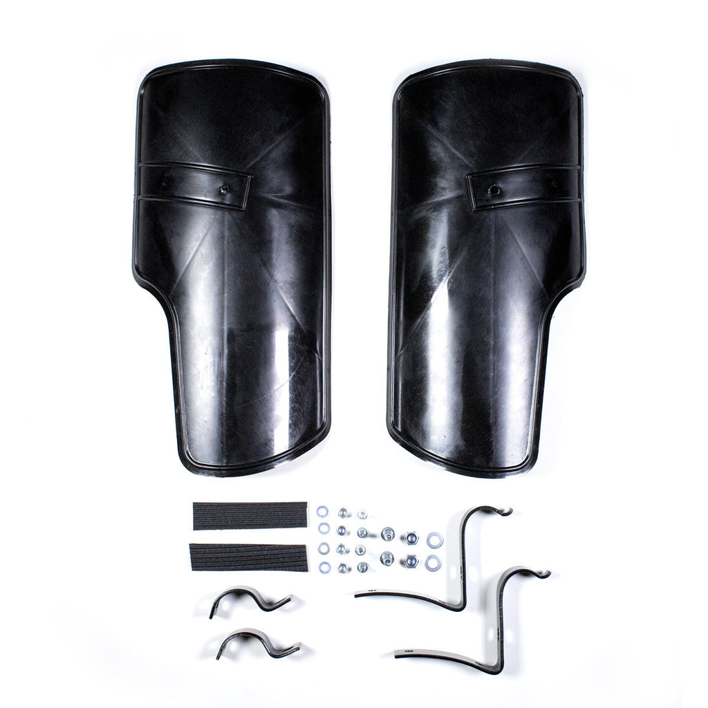 Leg Mud Guard Set