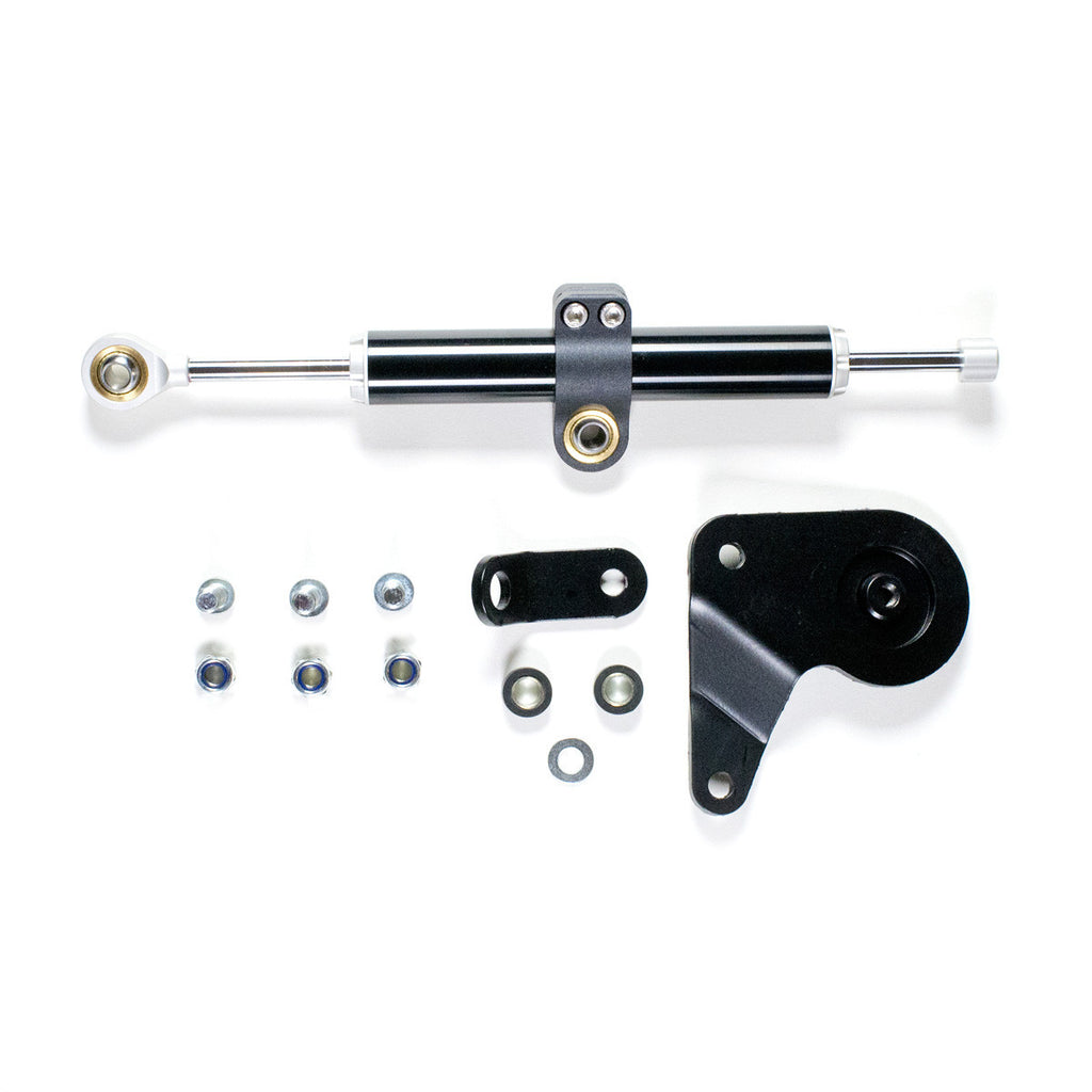 Hydraulic Steering Damper Mounting Kit (Pre-2013 Models)