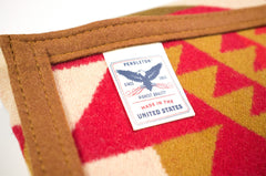 Pendleton Wool Blanket with Ural Patch