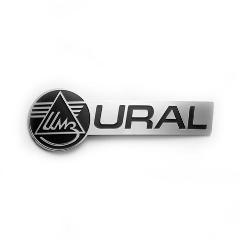 Ural Tank Badge (Left Hand Side)