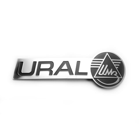 Ural Tank Badge (Right Hand Side)