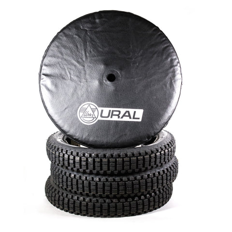 Ural Vinyl Wheel Cover