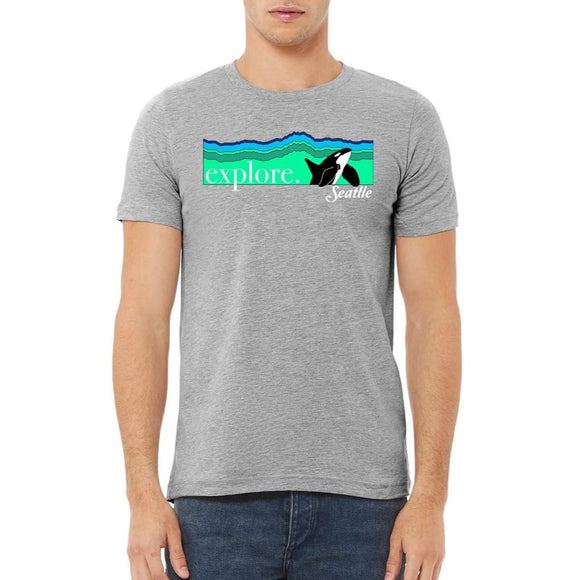 Explore Seattle T-Shirt (Limited Edition)