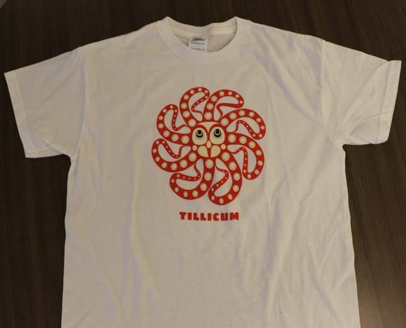 Tillicum Octopus Kid's T-Shirt