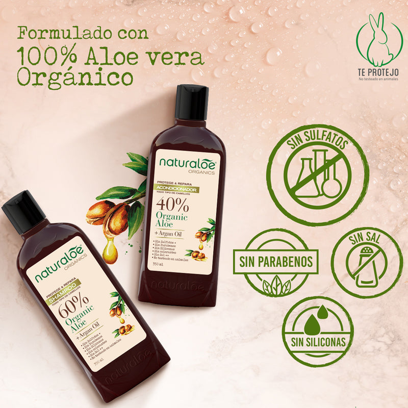 Acondicionador Argán Oil  350ml
