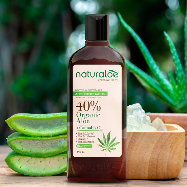 Acondicionador Aloe & Cannabis Oil  350ml