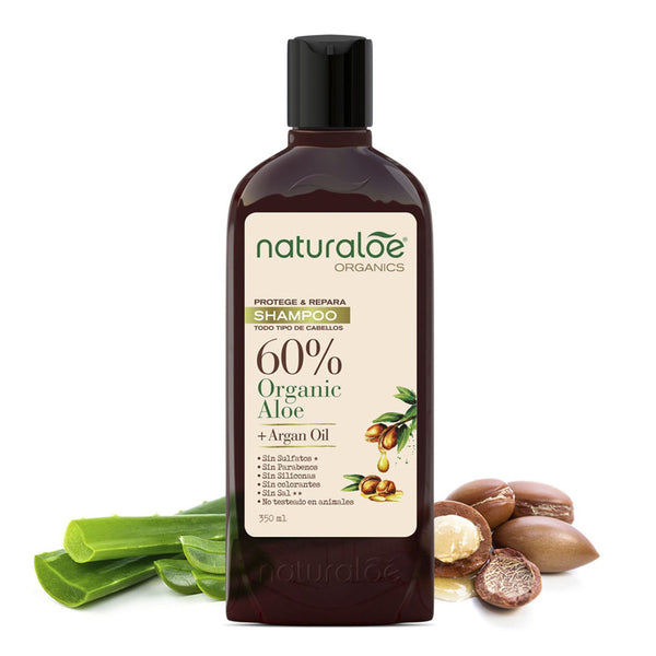 Shampoo Argán Oil  350ml