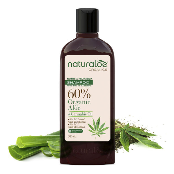 Shampoo Cannabis  350ml