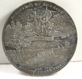 1893 Columbian Exposition So Called Dollar Eglit 36A HK-157 - Old Orchard Antiques And Collectibles - 2