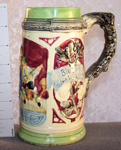 1933 Chicago World's Fair Stein Japan - Old Orchard Antiques And Collectibles