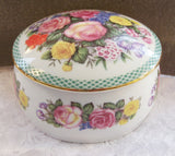 Danbury Mint Floral Enchantment Music Box In The Good Old Summertime - Old Orchard Antiques And Collectibles - 4