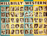 Hillbilly Western Music Stars Scrapbook 1952 - Old Orchard Antiques And Collectibles - 2