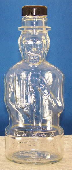 Lincoln Foods Inc. Abe Lincoln Glass Bank - Old Orchard Antiques And Collectibles