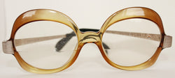Vintage Retro Eyeglasses Frames Vienna Austria - Old Orchard Antiques And Collectibles