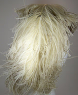 Vintage Ostrich Plume Feather Pillbox Hat 1920s-40s - Old Orchard Antiques And Collectibles - 4