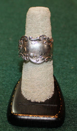 Vintage Gorham Sterling Spoon Ring 6-3/4 - Old Orchard Antiques And Collectibles
