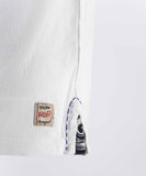 "Bob ""Milk"" Polo Shirt / White"
