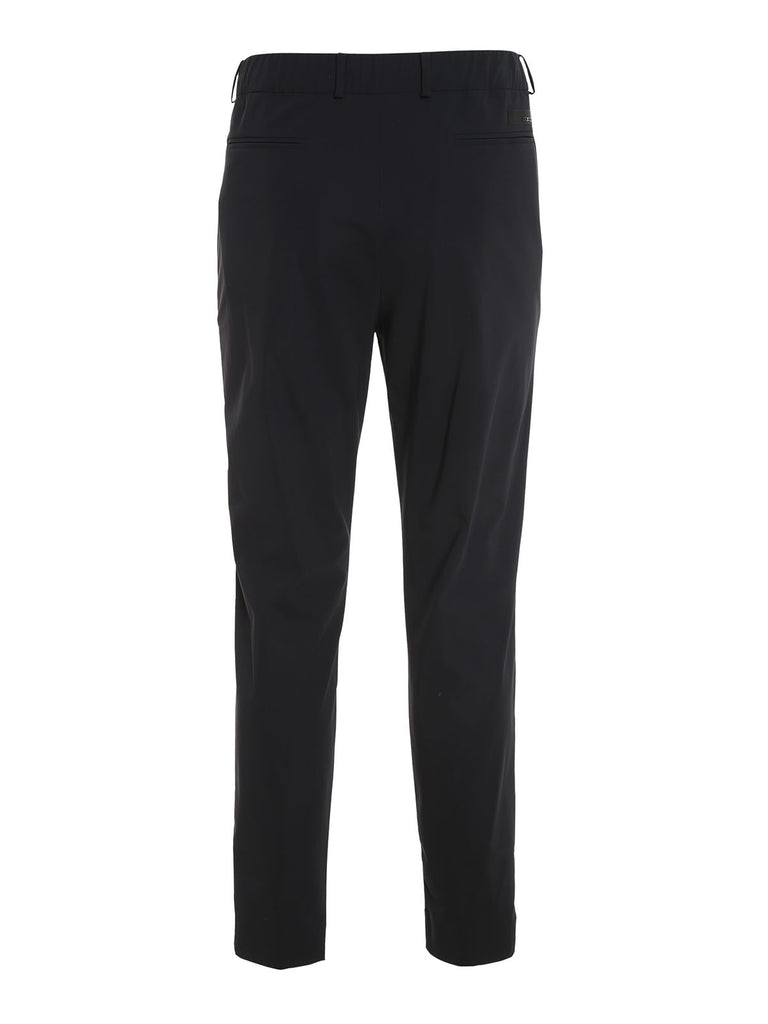 Trousers with Drawstring / Black