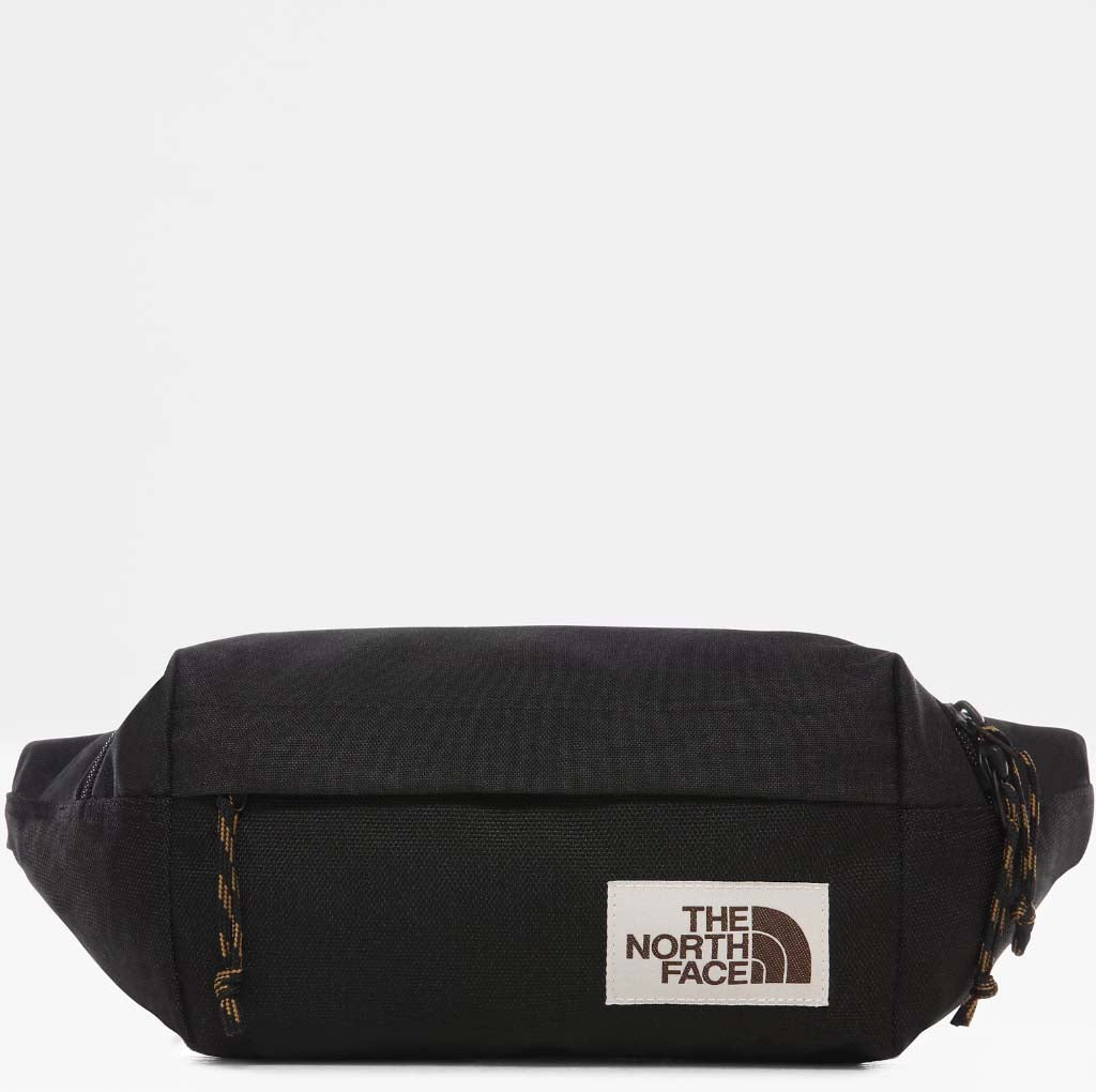 Lumbar Belt Bag / Black