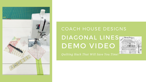 Tired of Drawing Diagonal Lines Video