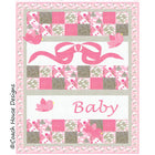 Baby Bird Digital Pattern