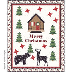Christmas at the Cabin Digital Pattern