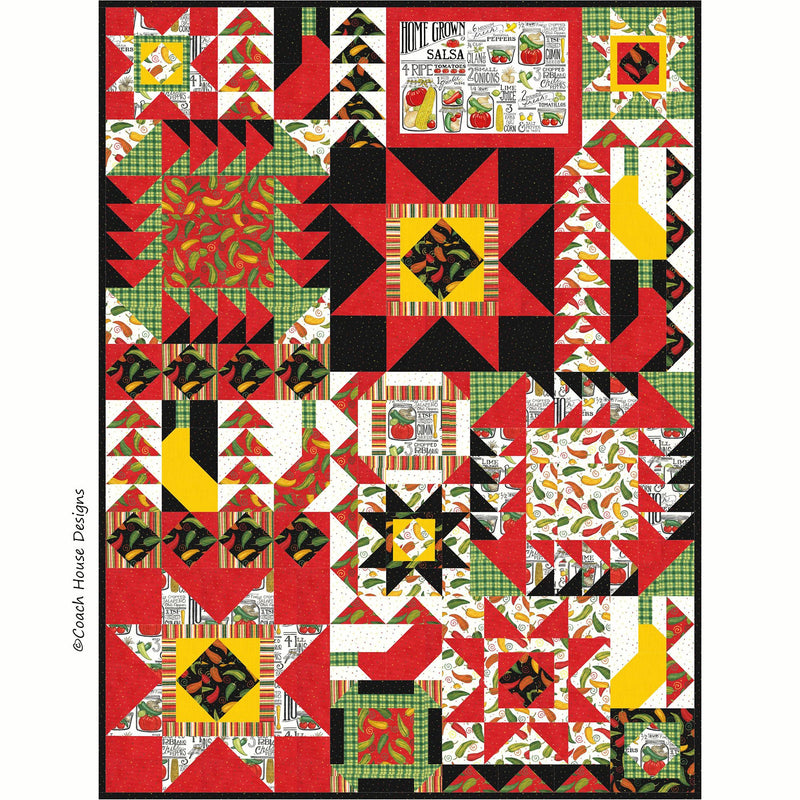 Cinco de Mayo Digital Pattern