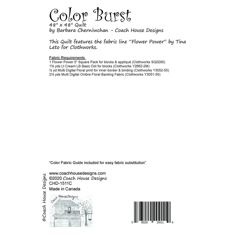 Color Burst Clothworks