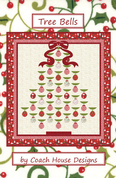 Tree Bells Digital Pattern