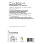 Proud & Strong Clothworks Digital Pattern