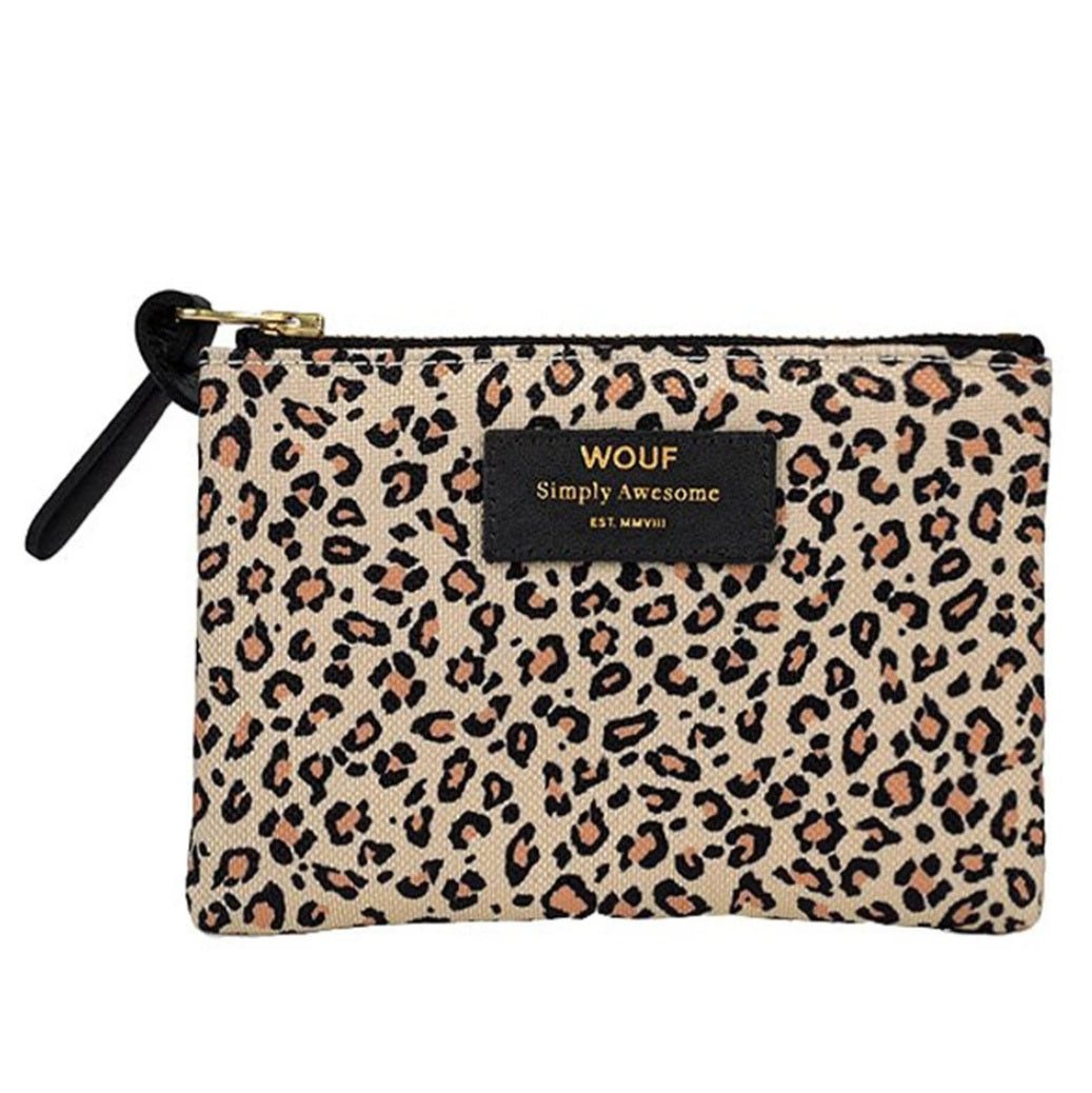 Pink Savannah Small Pouch