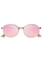 Load image into Gallery viewer, Unpedictable sunglasses - Gold/Rose