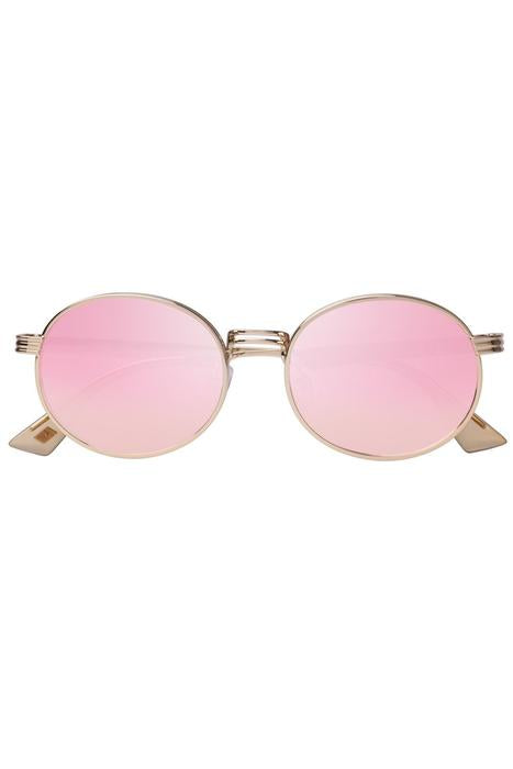 Unpedictable sunglasses - Gold/Rose