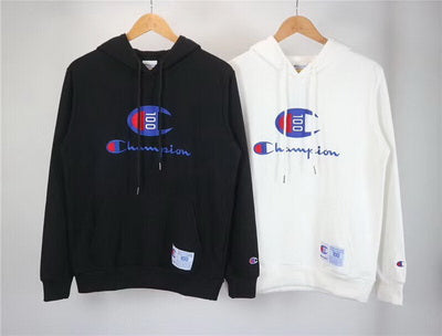 CHAMPION B&W Cool Hoodies