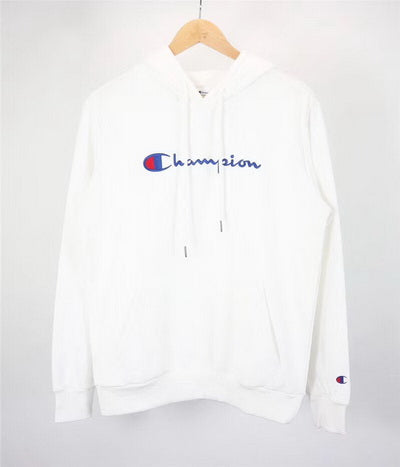CHAMPION Simple B&W Hoodies
