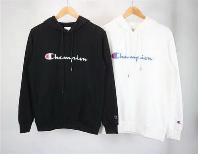 CHAMPION Active B&W Hoodies