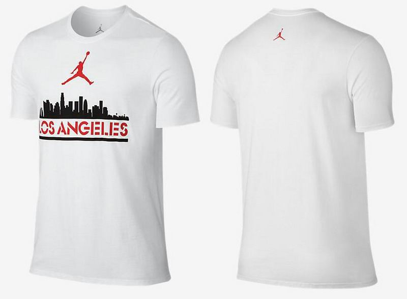 Jordan Los Angeles T-Shirt White