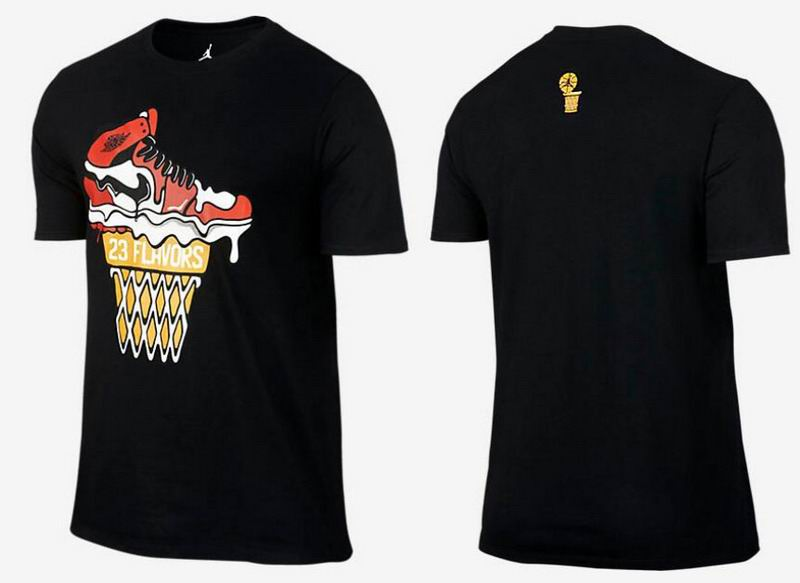 Jordan Shoe Print T-Shirt Black