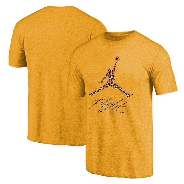 Jordan Flight T-Shirt Gold