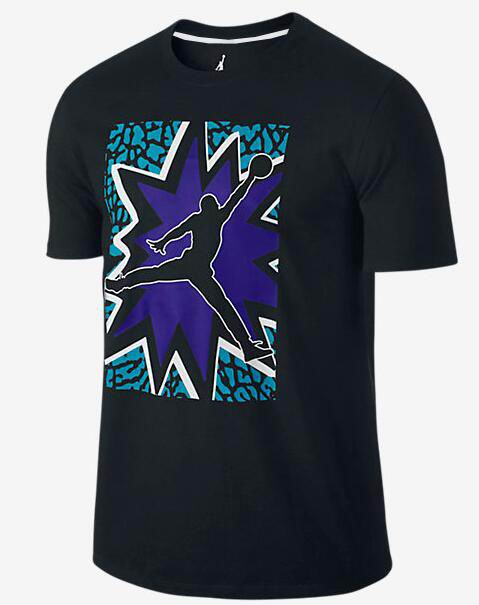 Jordan Pow T-Shirt Black