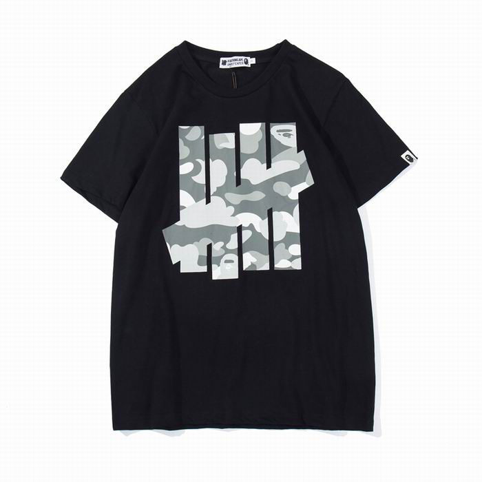BAPE Five Sticks Camo Tees